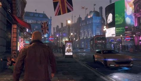 Watch Dogs Legion will have four-player co-op and