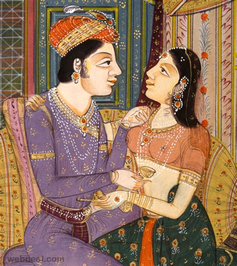 Beautiful And Traditional Rajput Paintings   Incredible Snaps