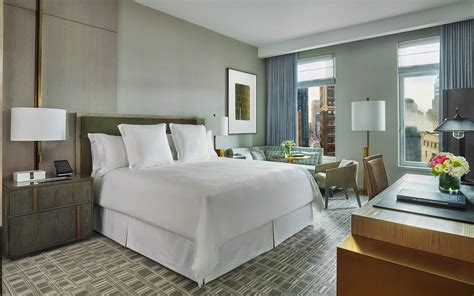 Four Seasons Hotel New York Downtown Review, United States