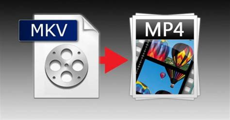 How to Convert MKV files to MP4 Format in Windows and Mac