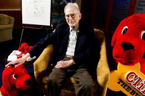 Norman Bridwell, Creator of 'Clifford the Big Red Dog