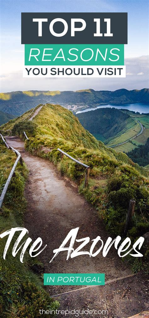 11 Reasons Why You Should Visit the Azores in Portugal in 2020