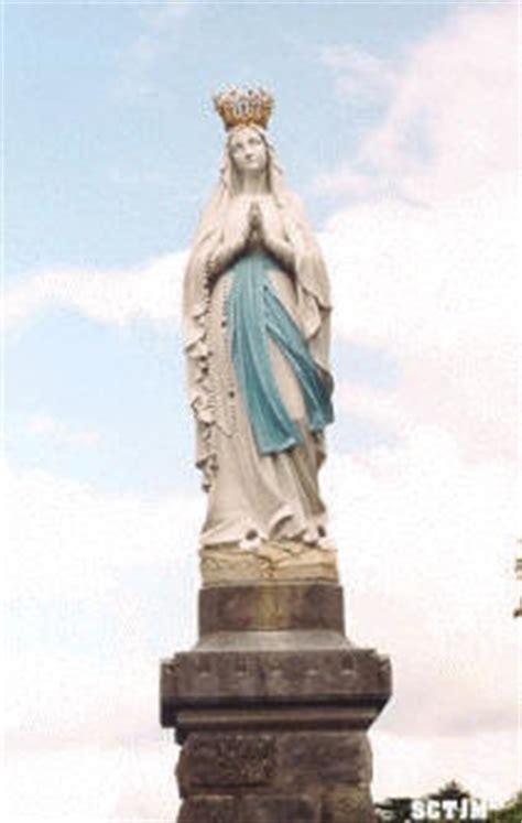 The Apparitions of Our Lady of Lourdes