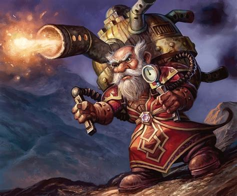 Gnome - Wowpedia - Your wiki guide to the World of Warcraft